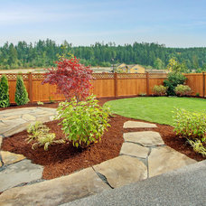 Transitional Landscape by Quadrant Homes