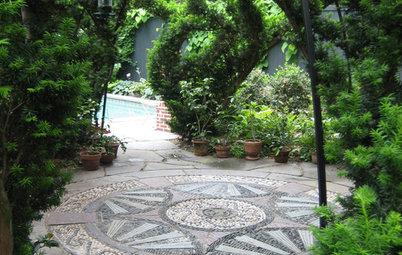 Smashing Mosaics Stir Landscape Style