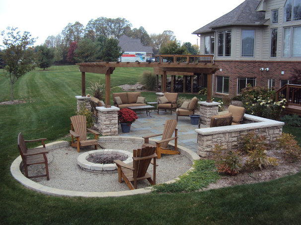 Traditional Landscape by Treasured Earth