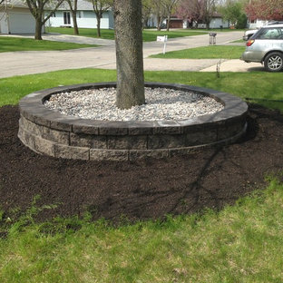 Tree Rings Lanedscaping Ideas Photos Houzz