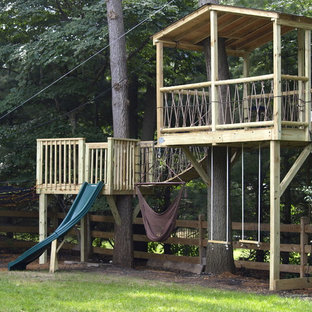 Treehouses, Ziplines and Playgrounds