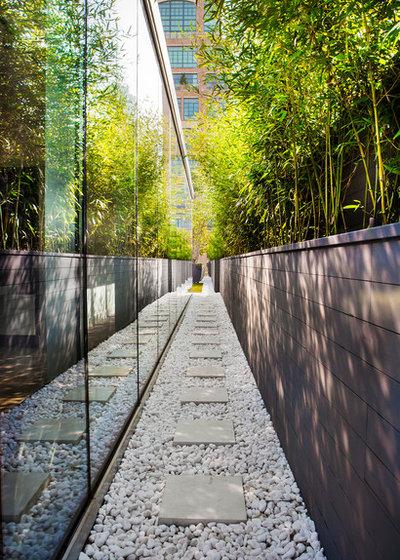 Contemporary Landscape by Gunn Landscape Architecture
