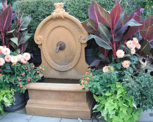 Dahlias home design ideas pictures remodel and decor for Garden design ideas vancouver