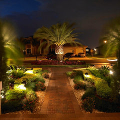 tropical landscape by JC Enterprise Services, Inc.