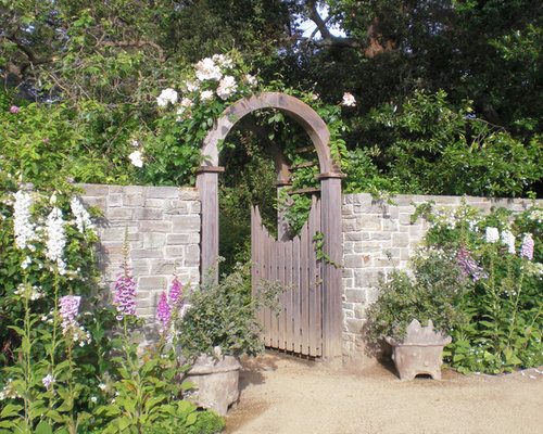 Garden Gate Arbors Designs arched arbor i actually think we could do this one Saveemail