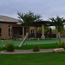 Tropical Landscape by Turf & Sport