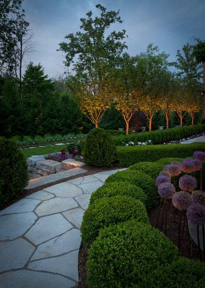 Klassisk Trädgård by Zaremba & Company