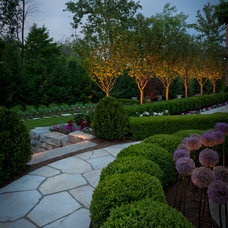 Traditional Landscape by Zaremba & Company