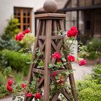 Garden Tuteur Amp Rose