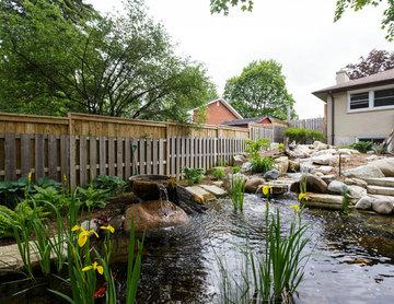 Tydan Landscape Design, Inc Office