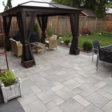 Contemporary Landscape by Paradise views landscaping
