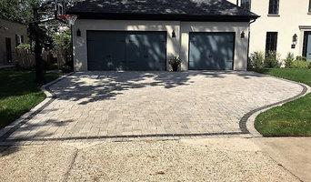 Unilock Driveway & Walkway