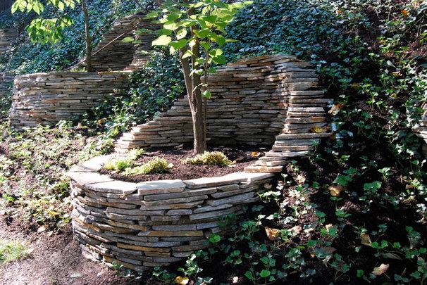 Eclectic Landscape by Burke Brothers Landscape Design/Build