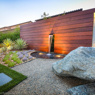 Modern Water Feature | Houzz on backyard gym ideas, backyard steps ideas, zen small backyard ideas, backyard gate ideas, backyard grotto ideas, backyard paving ideas, backyard stone ideas, backyard construction ideas, backyard bird bath ideas, backyard statue ideas, backyard lounge ideas, backyard outdoor shower ideas, backyard light ideas, backyard drainage ideas, backyard landscape ideas, backyard clubhouse ideas, backyard picnic area ideas, backyard bar ideas, backyard gardening ideas, backyard turf ideas,