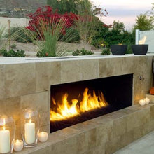 Fireplace- Outdoor