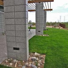 Modern Landscape by Urban Earth Design