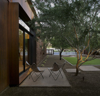 contemporary landscape by Urban Earth Design