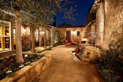 Mediterranean Landscape by Urban Landscape