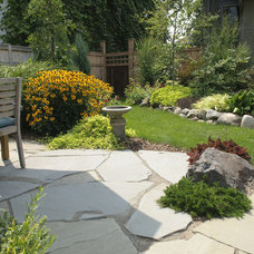 Contemporary Landscape by Field Outdoor Spaces