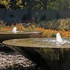 Contemporary Landscape by Bonick Landscaping