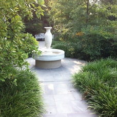 Contemporary Landscape by Donald Pell - Gardens