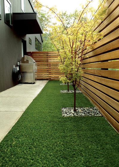 Современный Сад by Giulietti Schouten Architects