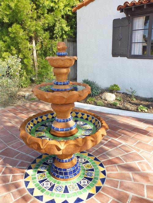 Talavera Fountain Ideas Pictures Remodel And Decor