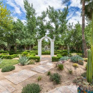 Giardino Mediterraneo Las Vegas Foto Idee Per Arredare E