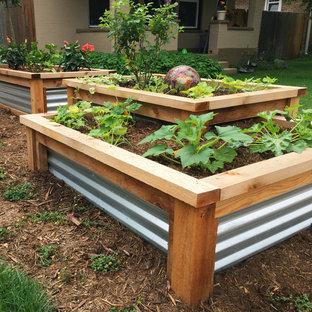 Inspiration for a craftsman landscaping in Denver.