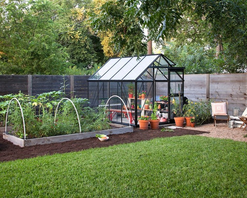 Houzz | Vegetable Greenhouse Design Ideas & Remodel Pictures