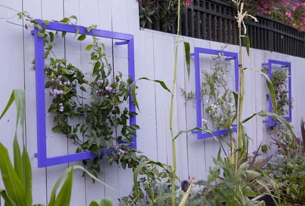 Rustic Garden by TerraTrellis
