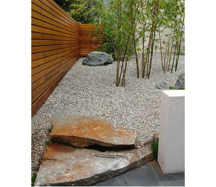 contemporary garden spaces serene sun house | Zen Gardens: Serene Outdoor Spaces