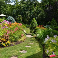 Traditional Landscape by Scenic Landscaping