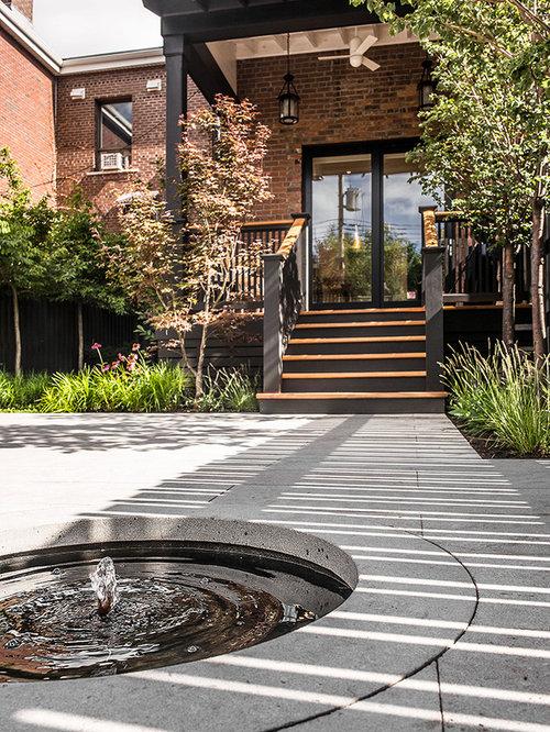 Luxury Scandinavian Garden Design Ideas, Renovations & Photos