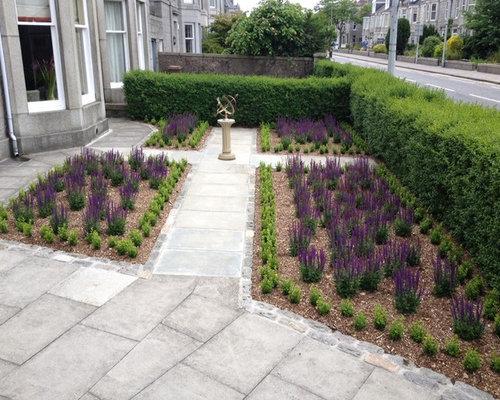 Traditional scotland garden design ideas renovations photos for Garden design ideas scotland