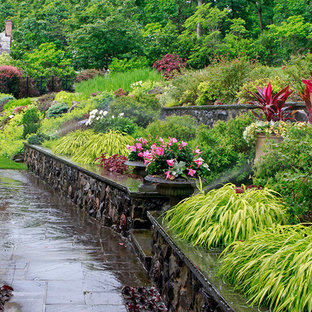 75 Beautiful Victorian Retaining Wall Design Pictures Ideas Houzz
