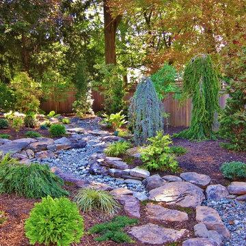 Viewing Garden for Zen Pavillion