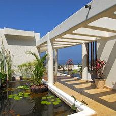 Contemporary Landscape by JEM4 design