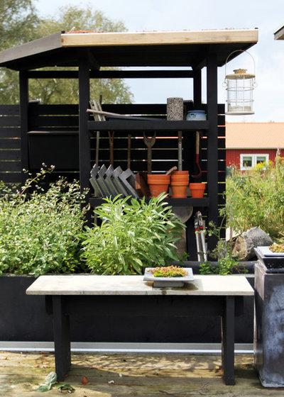 Skandinavisk Trädgård by Stringdahl Design AB