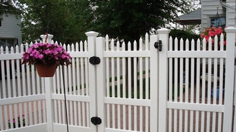 Vinyl Fences: Picket