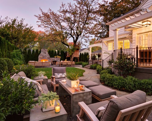 Plant Privacy Home Design Ideas, Pictures, Remodel and Decor