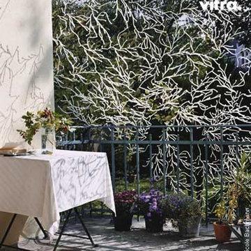 vitra algue from design public outside