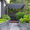 12 Design Moves to Make Your Narrow Lot Look Wider