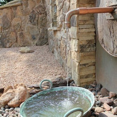 Eclectic Landscape by One Specialty Landscape Design, Pools & Hardscape