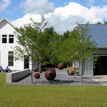 Farmhouse Style Landscapes
