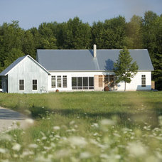 Farmhouse Landscape by Wagner Hodgson