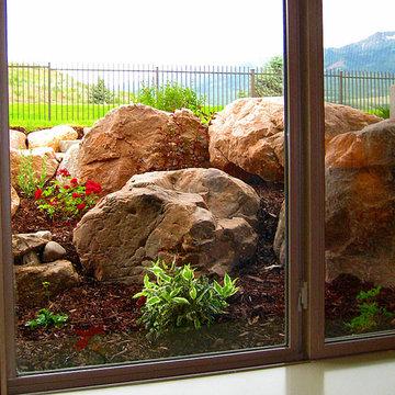 Walkout Basements & Rock Window Wells