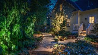 Walkway and Stair Lighting