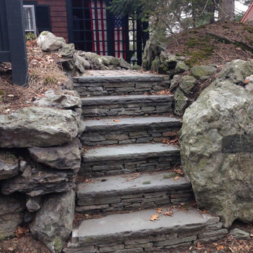 Walkway & Steps Project, Newton MA