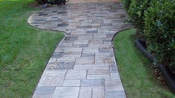Walkway Concrete Resurfacing